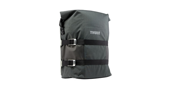 Thule Pack'n Pedal Large Adventure Touring-Pakketaske sort